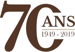 Logo Gumuche 70 ans