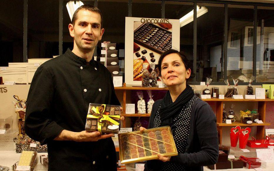 Christophe et Nathalie Gumuche